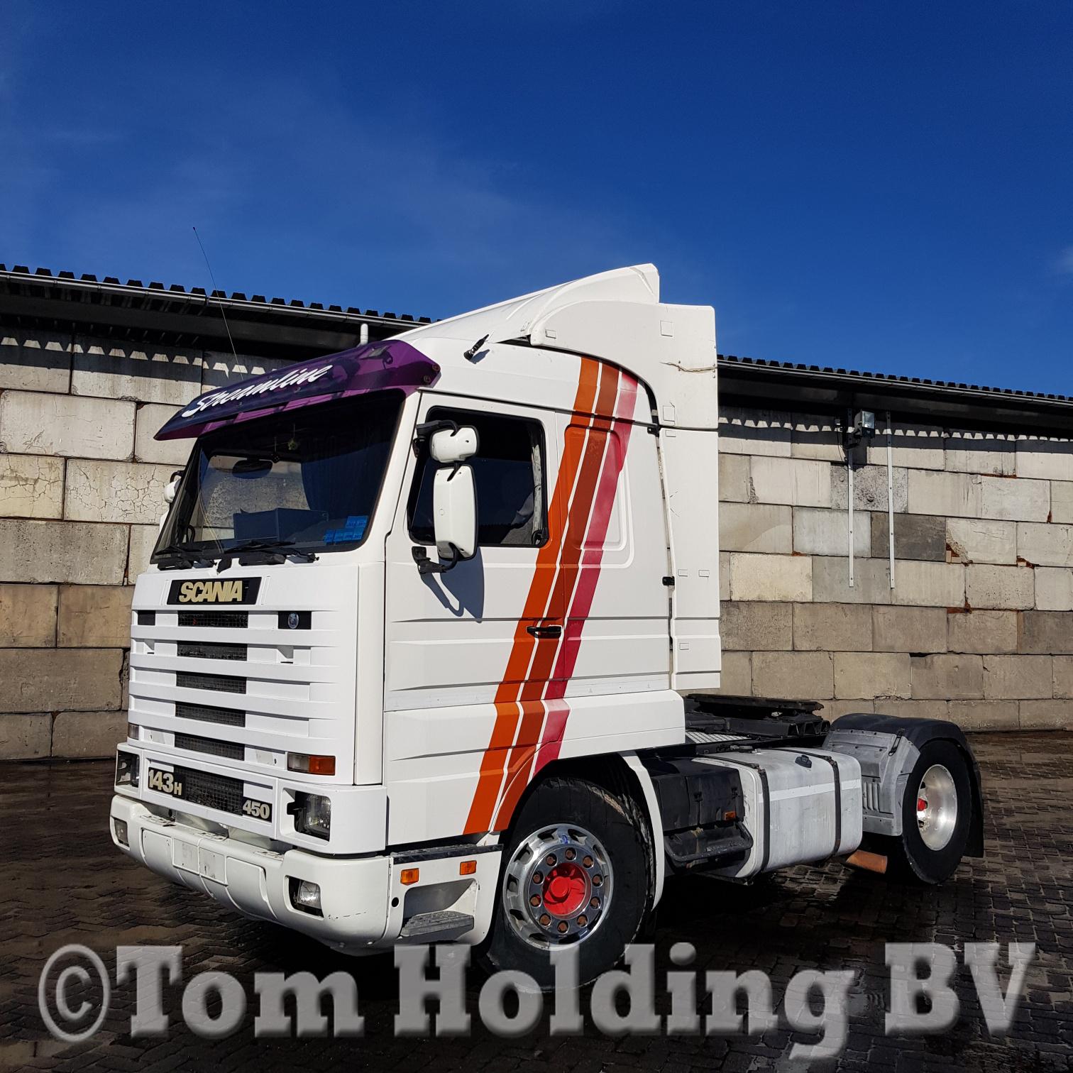 Scania 143 H 450 | Tom Holding BV